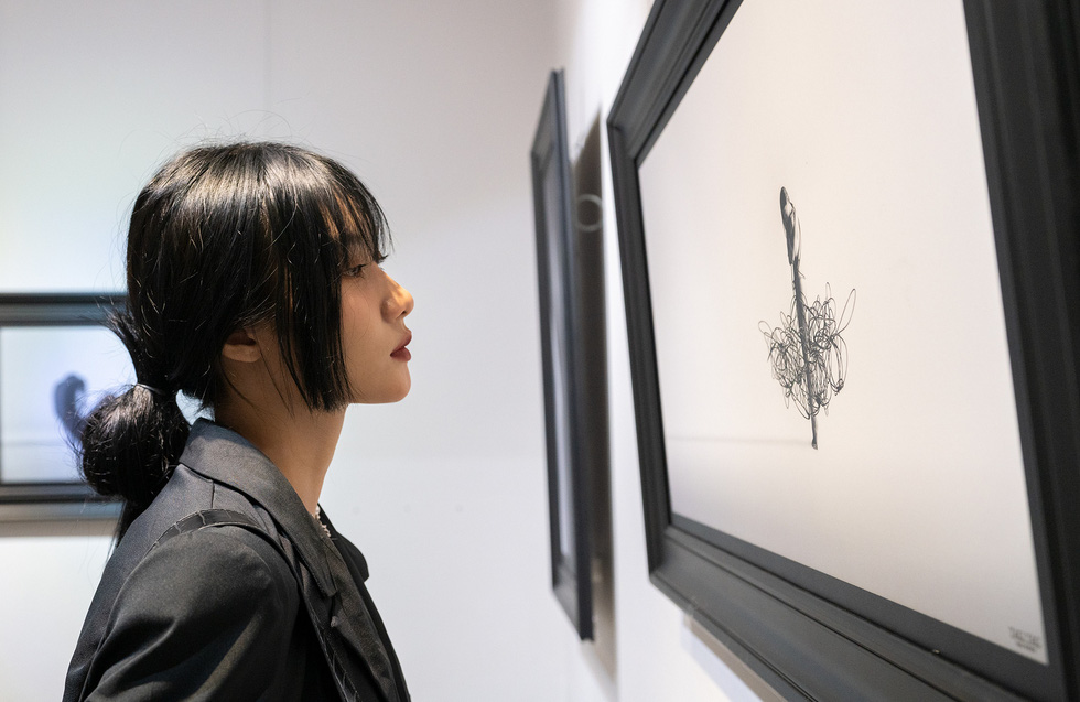 Ấn tượng 39 ảnh khỏa thân đen trắng của Hạo Nhiên - Ảnh 8.