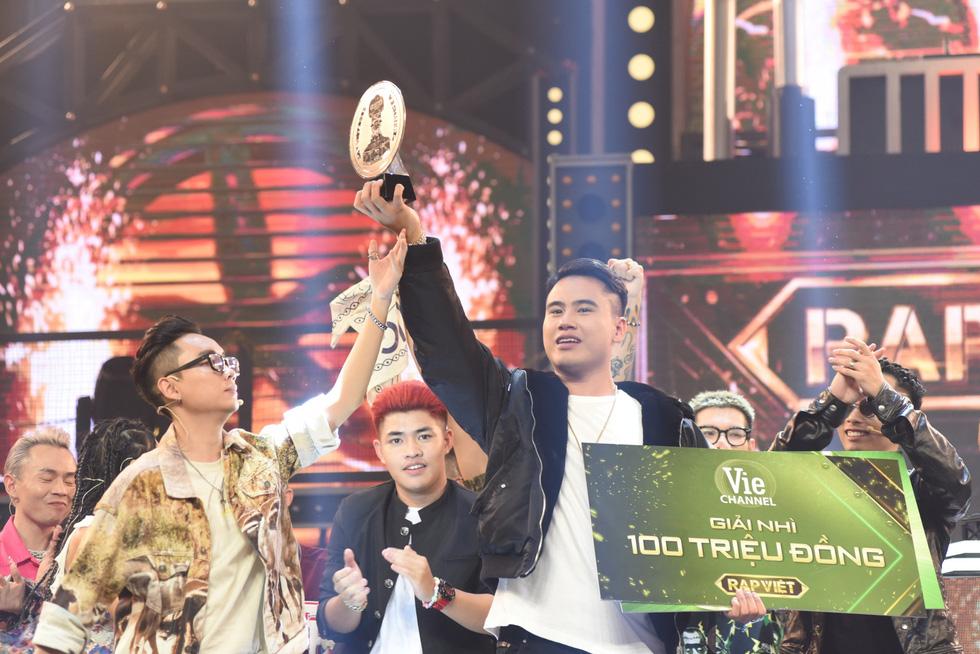 Dế Choắt là quán quân, Rap Việt lập kỷ lục YouTube thế giới - Ảnh 9.