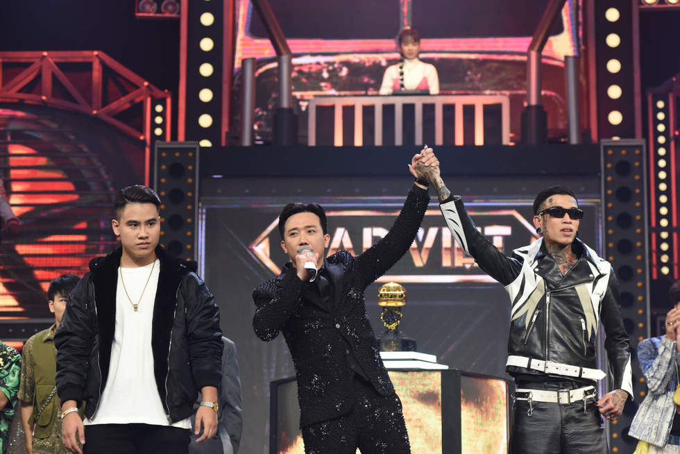 Dế Choắt là quán quân, Rap Việt lập kỷ lục YouTube thế giới - Ảnh 1.