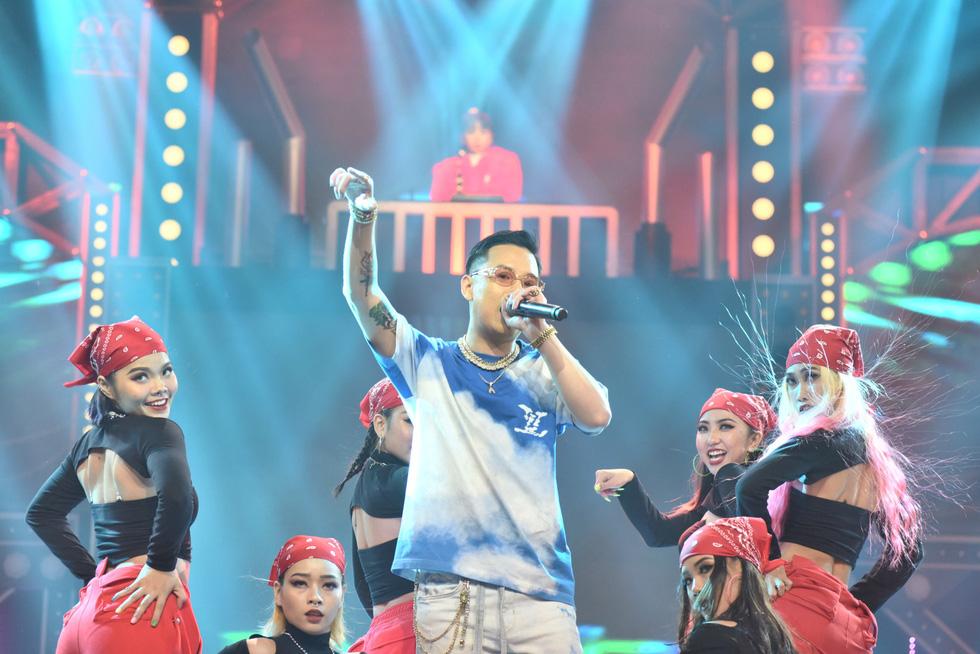 Dế Choắt là quán quân, Rap Việt lập kỷ lục YouTube thế giới - Ảnh 11.