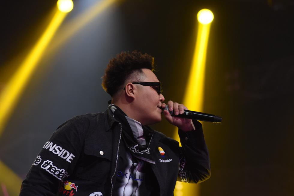 Dế Choắt là quán quân, Rap Việt lập kỷ lục YouTube thế giới - Ảnh 13.