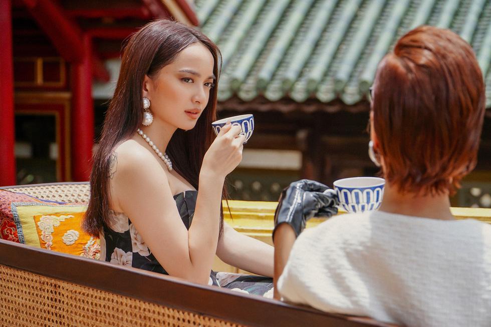 Đồng Ánh Quỳnh đóng Thanh Sói, Minh Hằng đóng Bẫy ngọt ngào - Ảnh 8.
