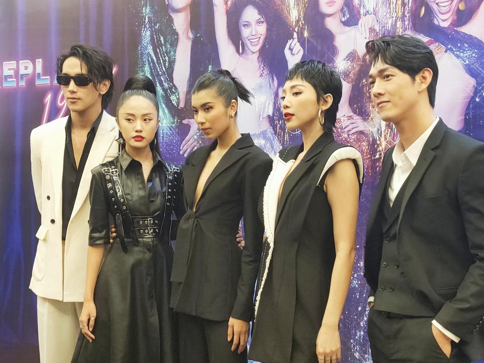 Đồng Ánh Quỳnh đóng Thanh Sói, Minh Hằng đóng Bẫy ngọt ngào - Ảnh 4.