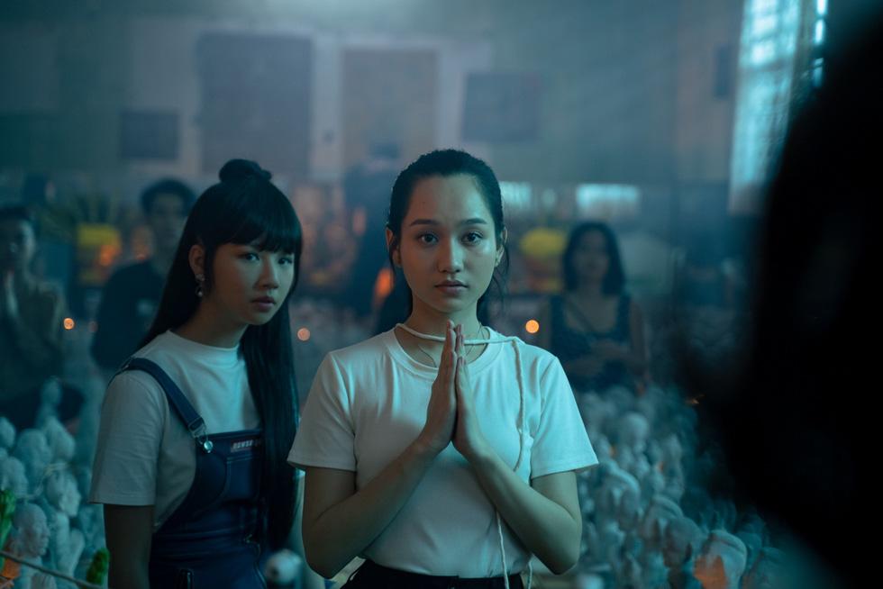 Đồng Ánh Quỳnh đóng Thanh Sói, Minh Hằng đóng Bẫy ngọt ngào - Ảnh 9.