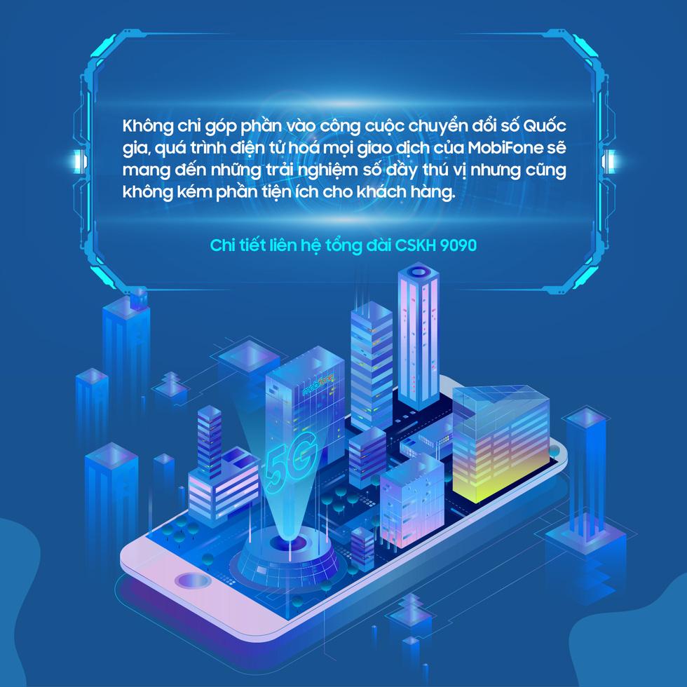 Điện tử hóa song hành cùng người tiêu dùng 4.0 - Ảnh 7.