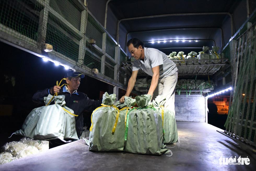 Chợ côn trùng bán châu chấu, cào cào, dế... trong 2 giờ mỗi sáng Sài Gòn - Ảnh 1.