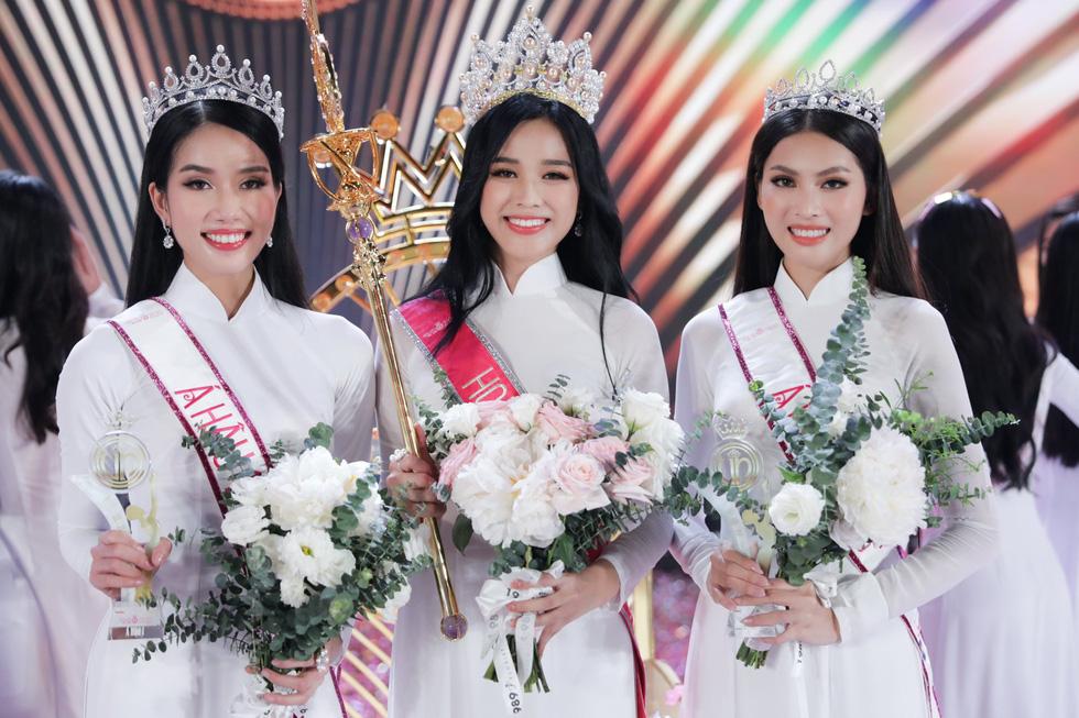 Tân Hoa hậu Việt Nam: Dù có là hình mẫu hay không, tôi sẽ truyền cảm hứng cho giới trẻ - Ảnh 5.
