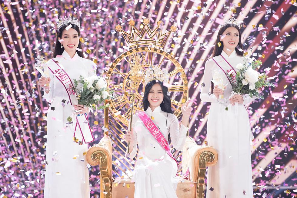 Tân Hoa hậu Việt Nam: Dù có là hình mẫu hay không, tôi sẽ truyền cảm hứng cho giới trẻ - Ảnh 2.