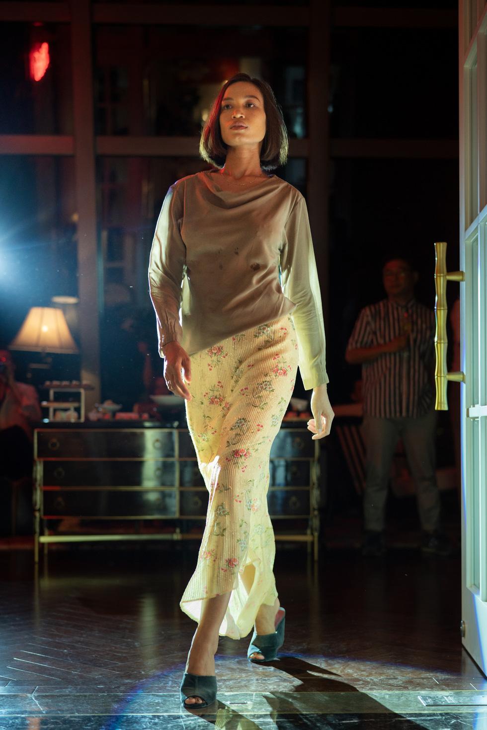 Nhà thiết kế Li Lam: Thời trang liên quan đến nội tâm nhiều hơn những gì hào nhoáng bên ngoài - Ảnh 10.