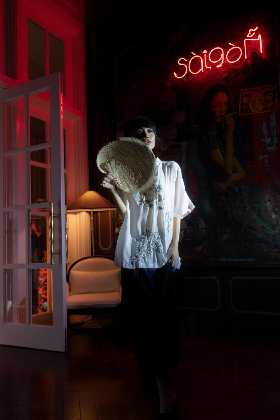 Nhà thiết kế Li Lam: Thời trang liên quan đến nội tâm nhiều hơn những gì hào nhoáng bên ngoài - Ảnh 7.