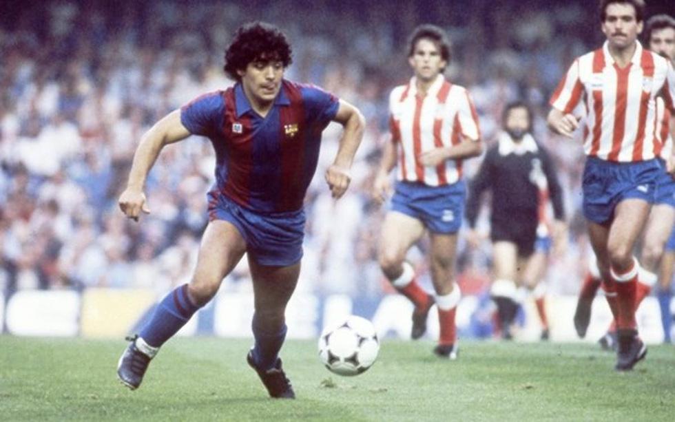 Sự nghiệp vĩ đại của Maradona qua ảnh - Ảnh 6.