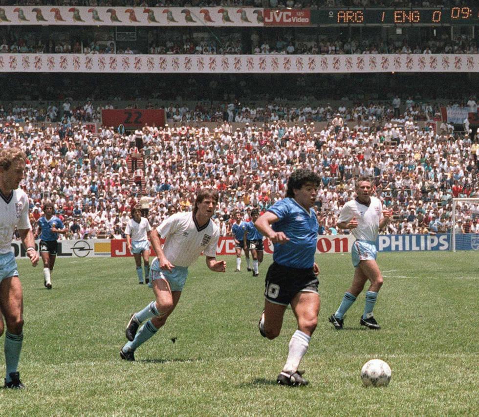 Sự nghiệp vĩ đại của Maradona qua ảnh - Ảnh 11.