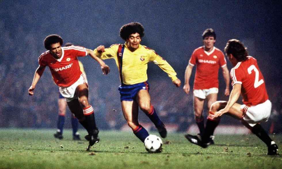 Sự nghiệp vĩ đại của Maradona qua ảnh - Ảnh 7.