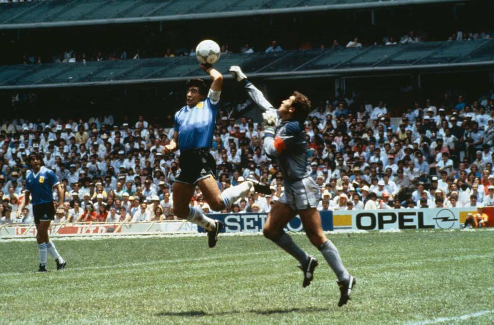 Sự nghiệp vĩ đại của Maradona qua ảnh - Ảnh 12.