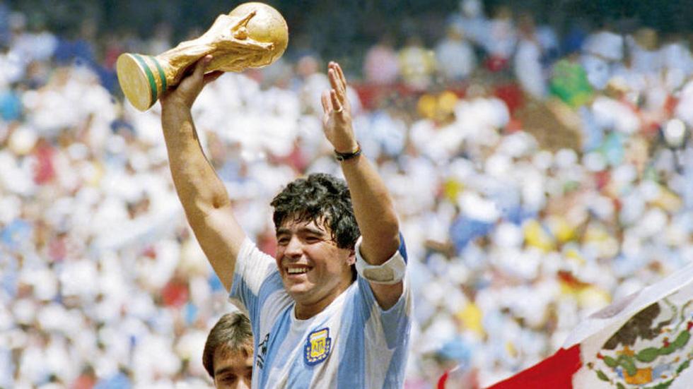 Sự nghiệp vĩ đại của Maradona qua ảnh - Ảnh 13.