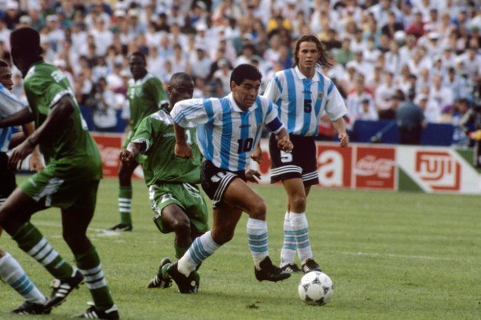 Sự nghiệp vĩ đại của Maradona qua ảnh - Ảnh 16.