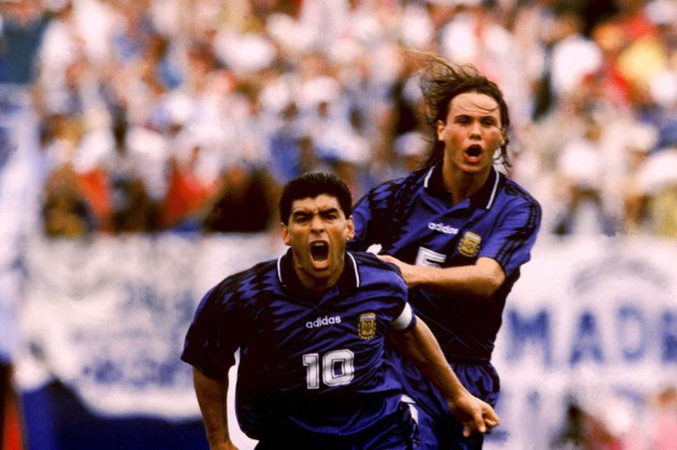 Sự nghiệp vĩ đại của Maradona qua ảnh - Ảnh 15.