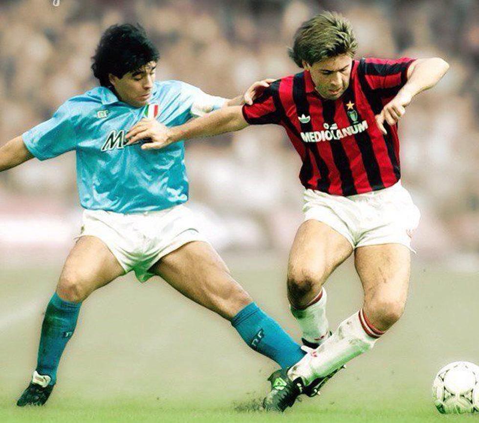 Sự nghiệp vĩ đại của Maradona qua ảnh - Ảnh 10.