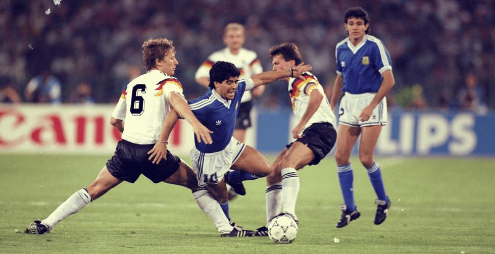 Sự nghiệp vĩ đại của Maradona qua ảnh - Ảnh 14.