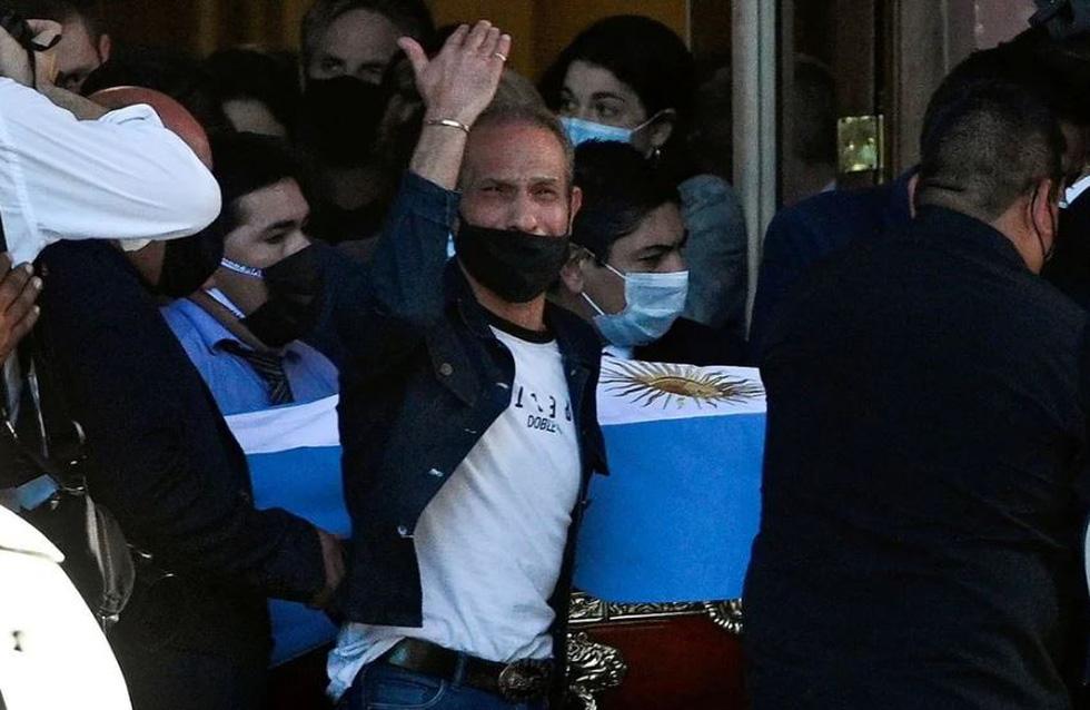 Tiễn đưa huyền thoại Maradona đến thiên đường - Ảnh 11.