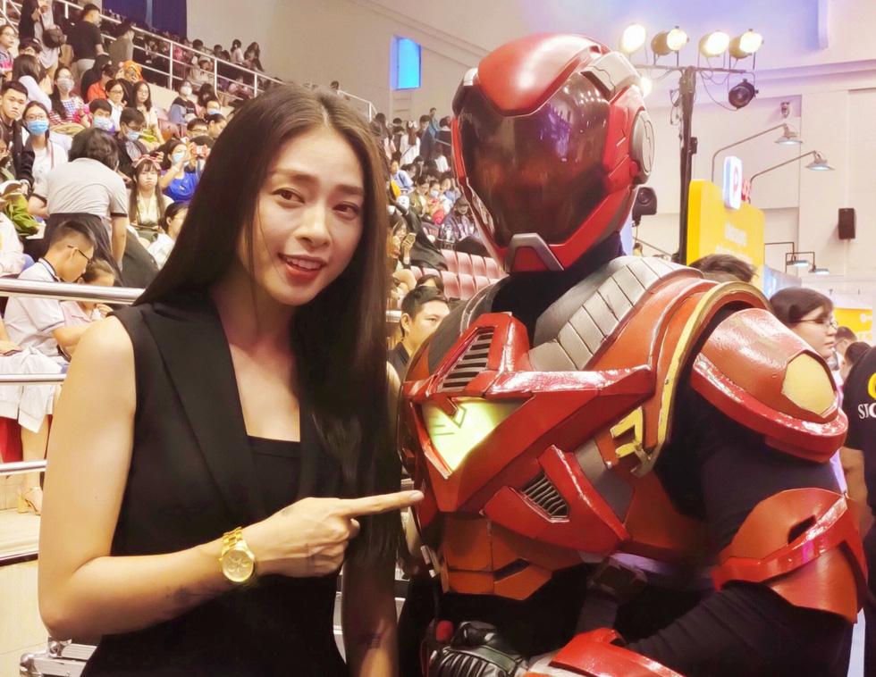 Lê Nhật Lan - Nữ anh hùng Việt đầu tiên trên phim, cảm hứng từ An Tư công chúa - Ảnh 3.