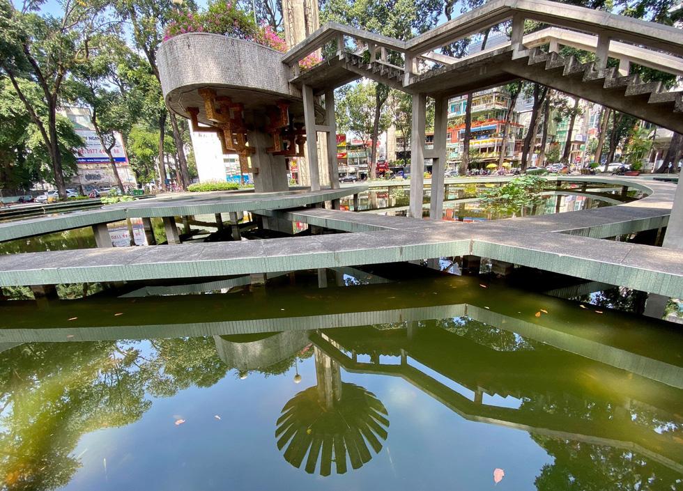 Ngắm khu vực hồ Con Rùa dự kiến cải tạo thành phố đi bộ - Ảnh 6.