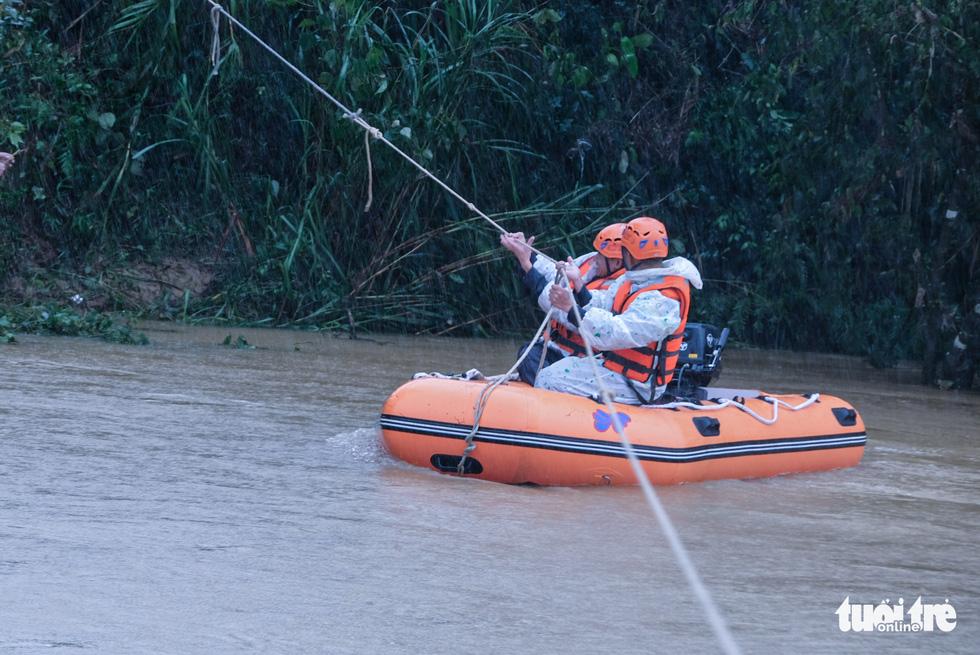 Tìm kiếm 2 nạn nhân mất tích trong chuyến đi rừng Bidoup - núi Bà gặp khó - Ảnh 6.