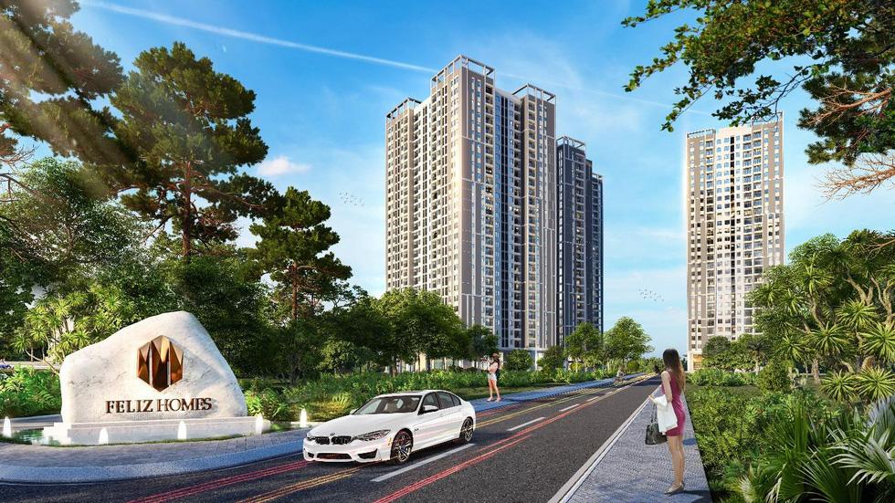 Dự án căn hộ sở hữu công viên xanh 4.000m2 ngay trung tâm Hà Nội - Ảnh 1.