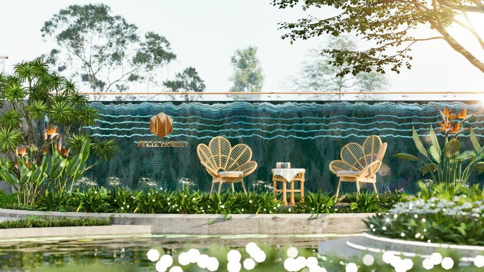 Dự án căn hộ sở hữu công viên xanh 4.000m2 ngay trung tâm Hà Nội - Ảnh 3.