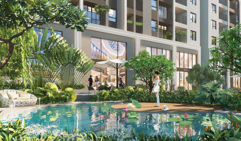 Dự án căn hộ sở hữu công viên xanh 4.000m2 ngay trung tâm Hà Nội - Ảnh 5.