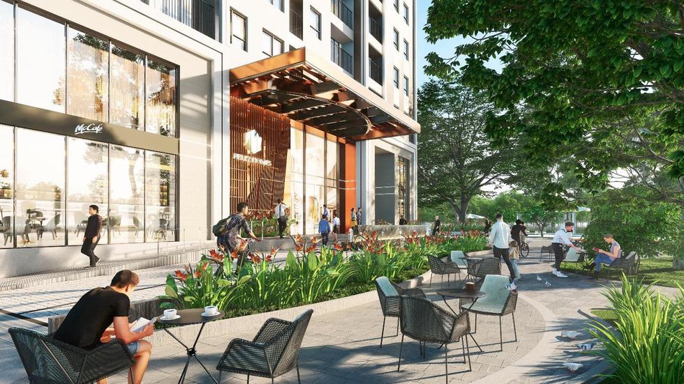 Dự án căn hộ sở hữu công viên xanh 4.000m2 ngay trung tâm Hà Nội - Ảnh 6.