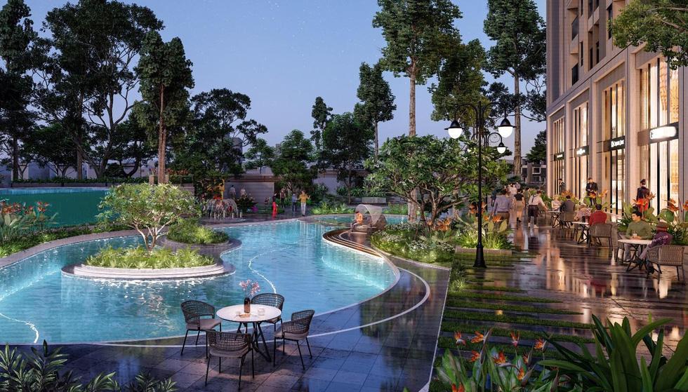 Dự án căn hộ sở hữu công viên xanh 4.000m2 ngay trung tâm Hà Nội - Ảnh 7.