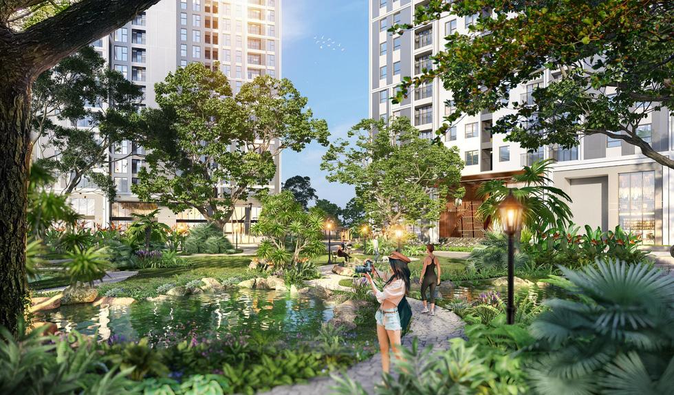 Dự án căn hộ sở hữu công viên xanh 4.000m2 ngay trung tâm Hà Nội - Ảnh 8.