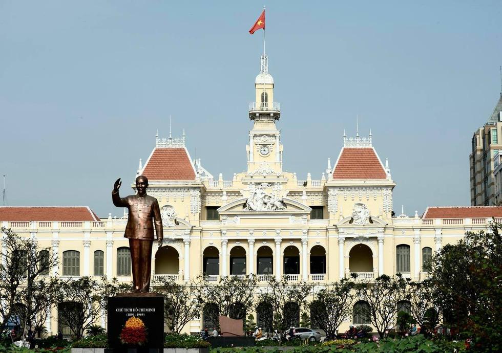 Trụ sở UBND TP.HCM là di tích kiến trúc nghệ thuật cấp quốc gia - Ảnh 1.