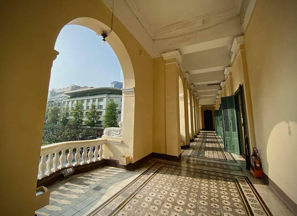 Trụ sở UBND TP.HCM là di tích kiến trúc nghệ thuật cấp quốc gia - Ảnh 5.
