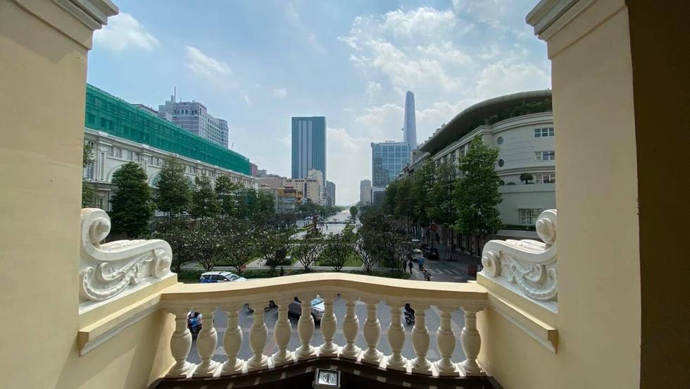 Trụ sở UBND TP.HCM là di tích kiến trúc nghệ thuật cấp quốc gia - Ảnh 3.