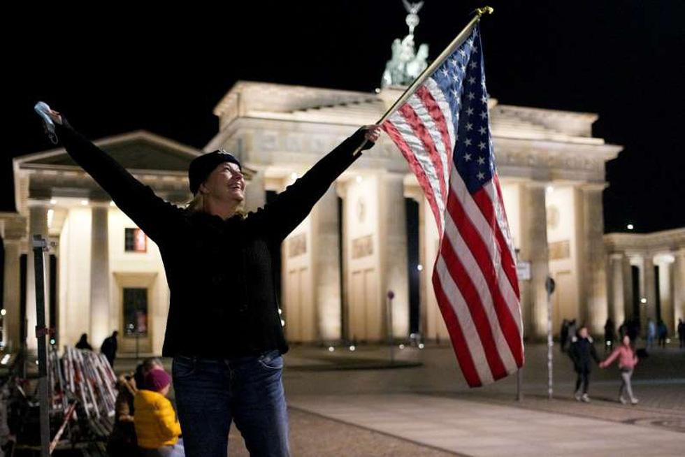 Thế giới buồn, vui, thở phào khi nghe tin ông Biden chiến thắng - Ảnh 2.
