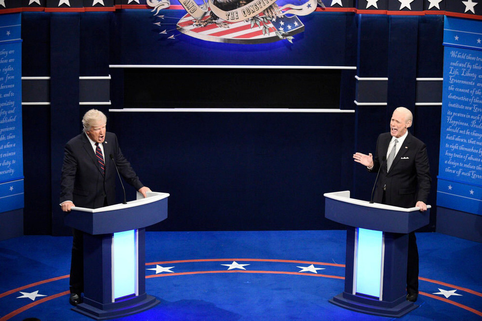 Ông Biden và mối quan hệ thân tình với các sao Hollywood - Ảnh 4.
