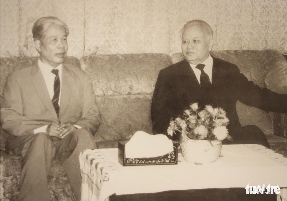 Triển lãm ảnh quan hệ hữu nghị đặc biệt Việt Nam - Lào - Ảnh 4.