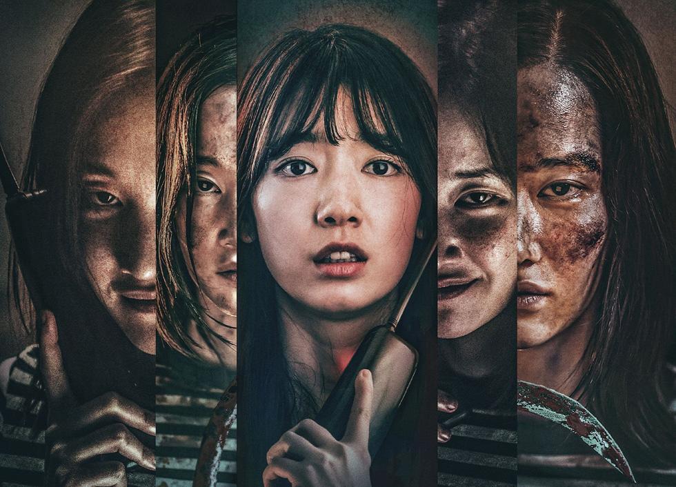The Call: Park Shin Hye đối đầu với nữ phản diện xuất sắc - Ảnh 2.
