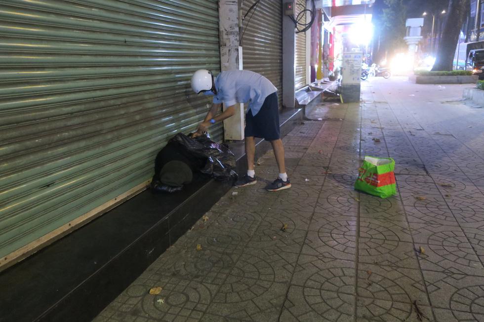 Tối thứ năm yêu thương trên đường phố Sài Gòn - Ảnh 5.