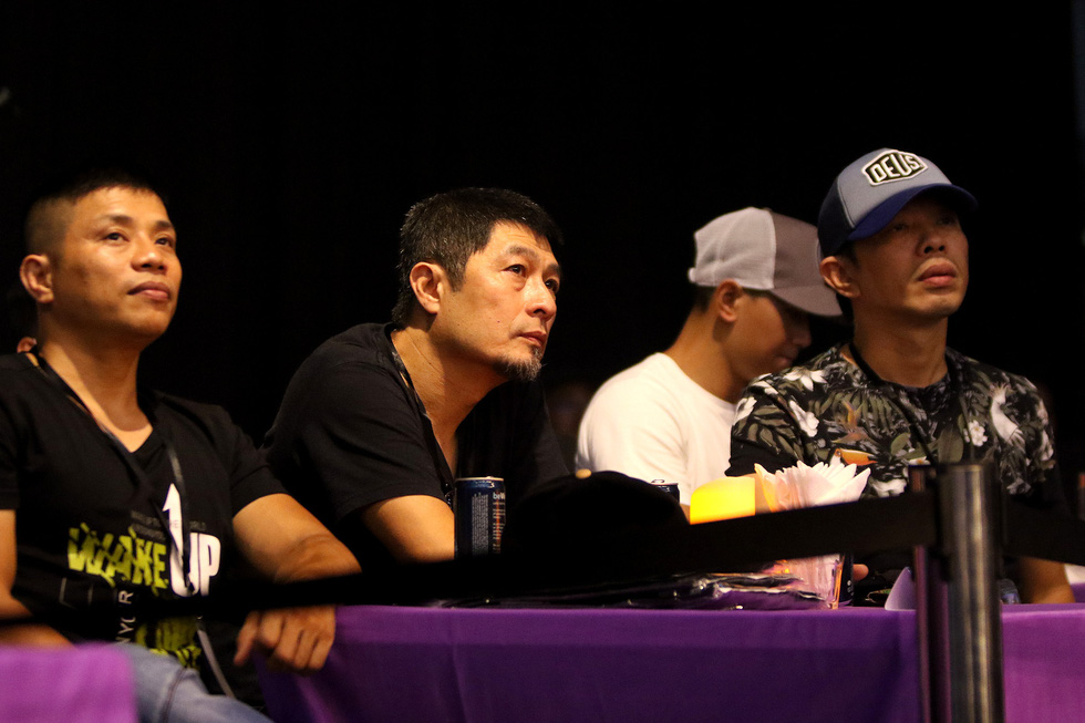 1.000 khán giả xem thi đấu thể thức MMA nghiệp dư tại Việt Nam - Ảnh 5.