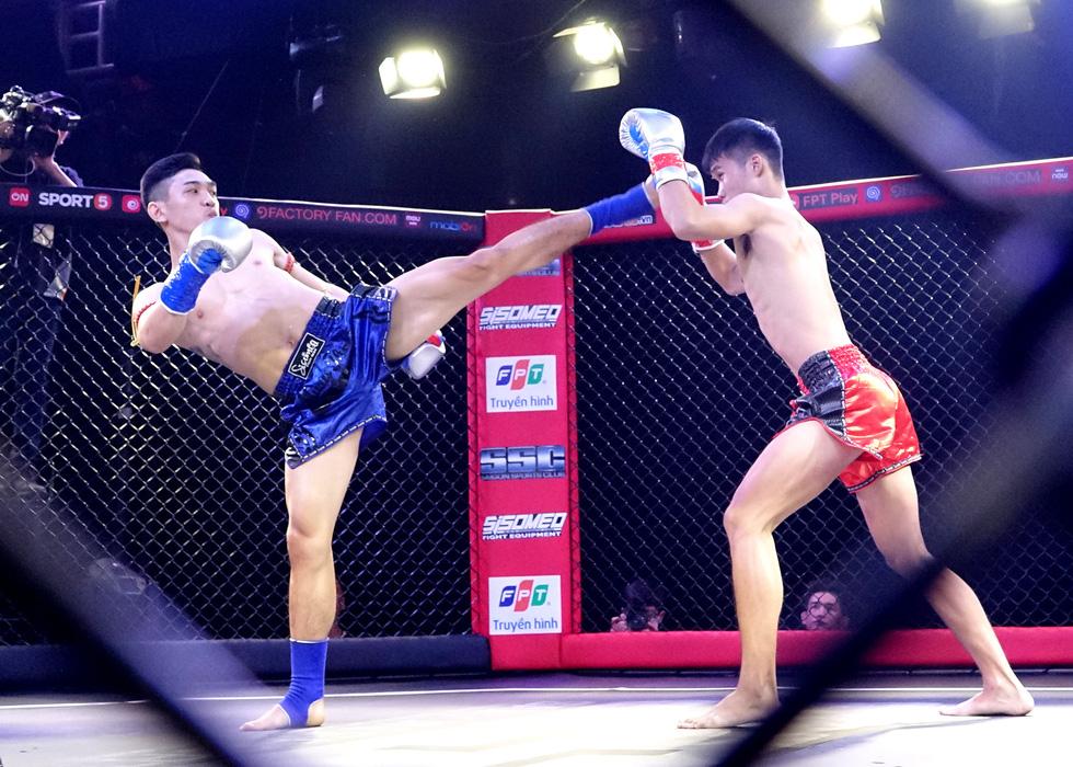 1.000 khán giả xem thi đấu thể thức MMA nghiệp dư tại Việt Nam - Ảnh 9.