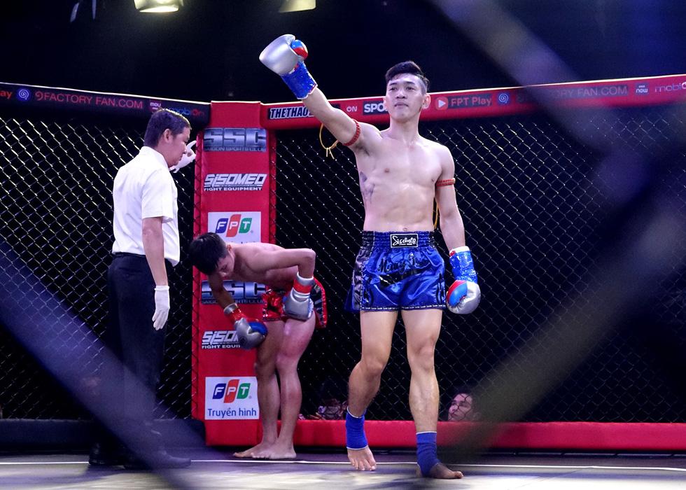 1.000 khán giả xem thi đấu thể thức MMA nghiệp dư tại Việt Nam - Ảnh 10.