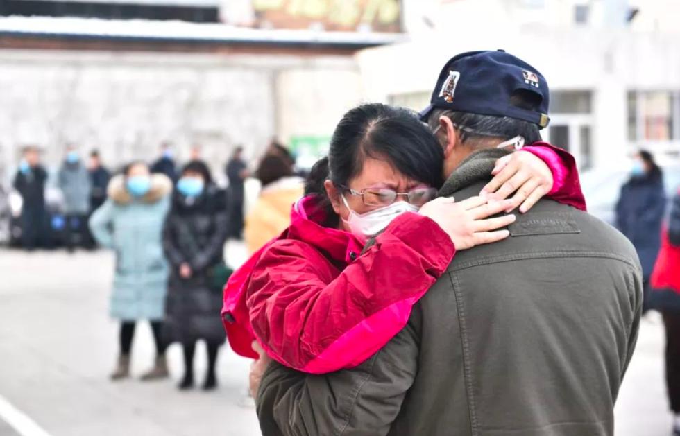 Nhìn lại 2020: COVID-19 và những khoảnh khắc khó quên tại Trung Quốc - Ảnh 7.