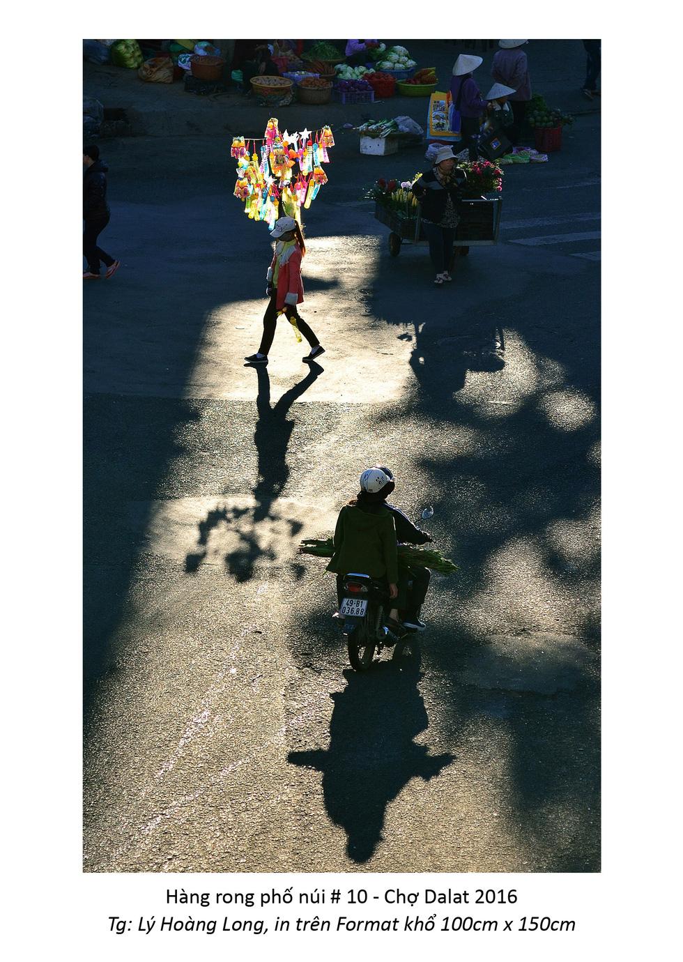 4 nghệ sĩ, nông dân, người bán lẩu dựng đường ảnh Dalat Harmony - Ảnh 11.