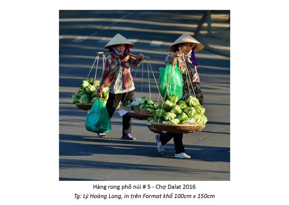 4 nghệ sĩ, nông dân, người bán lẩu dựng đường ảnh Dalat Harmony - Ảnh 12.