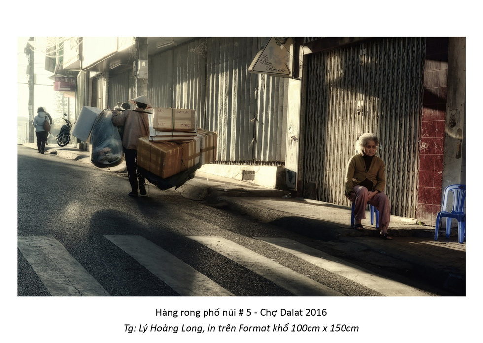 4 nghệ sĩ, nông dân, người bán lẩu dựng đường ảnh Dalat Harmony - Ảnh 13.