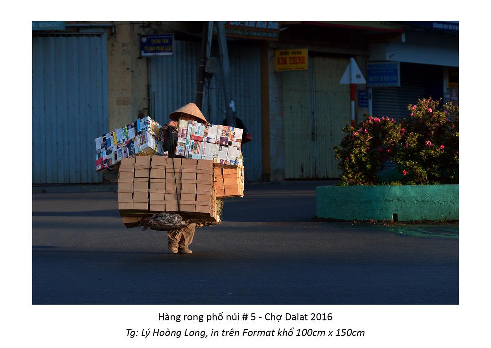 4 nghệ sĩ, nông dân, người bán lẩu dựng đường ảnh Dalat Harmony - Ảnh 14.