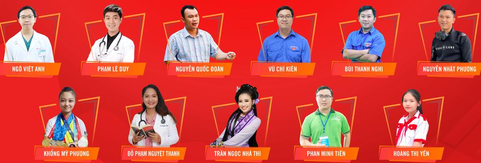 Ai sẽ là Công dân trẻ tiêu biểu TP.HCM 2020? - Ảnh 1.